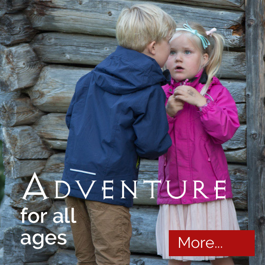 Adventure for all ages